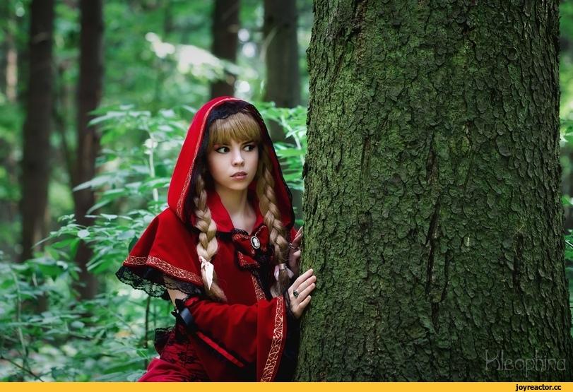 Сказка про Красную Шапочку. А вы не заметили в ней странностей?