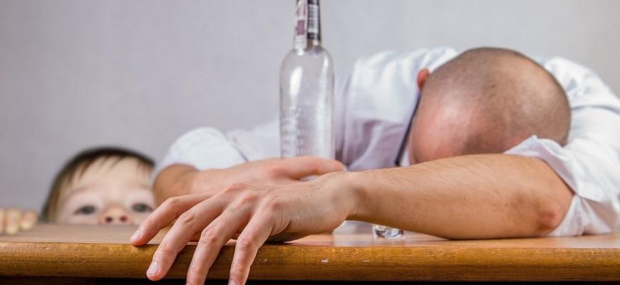 Чтобы бросил пить